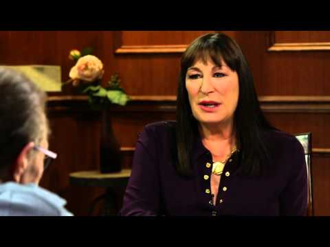 The Surprising Thing About Working With Woody Allen | Anjelica Huston | Larry King Now- Ora TV