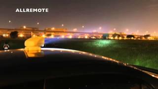 Allremote Model 150 LED Remote Control Searchlight
