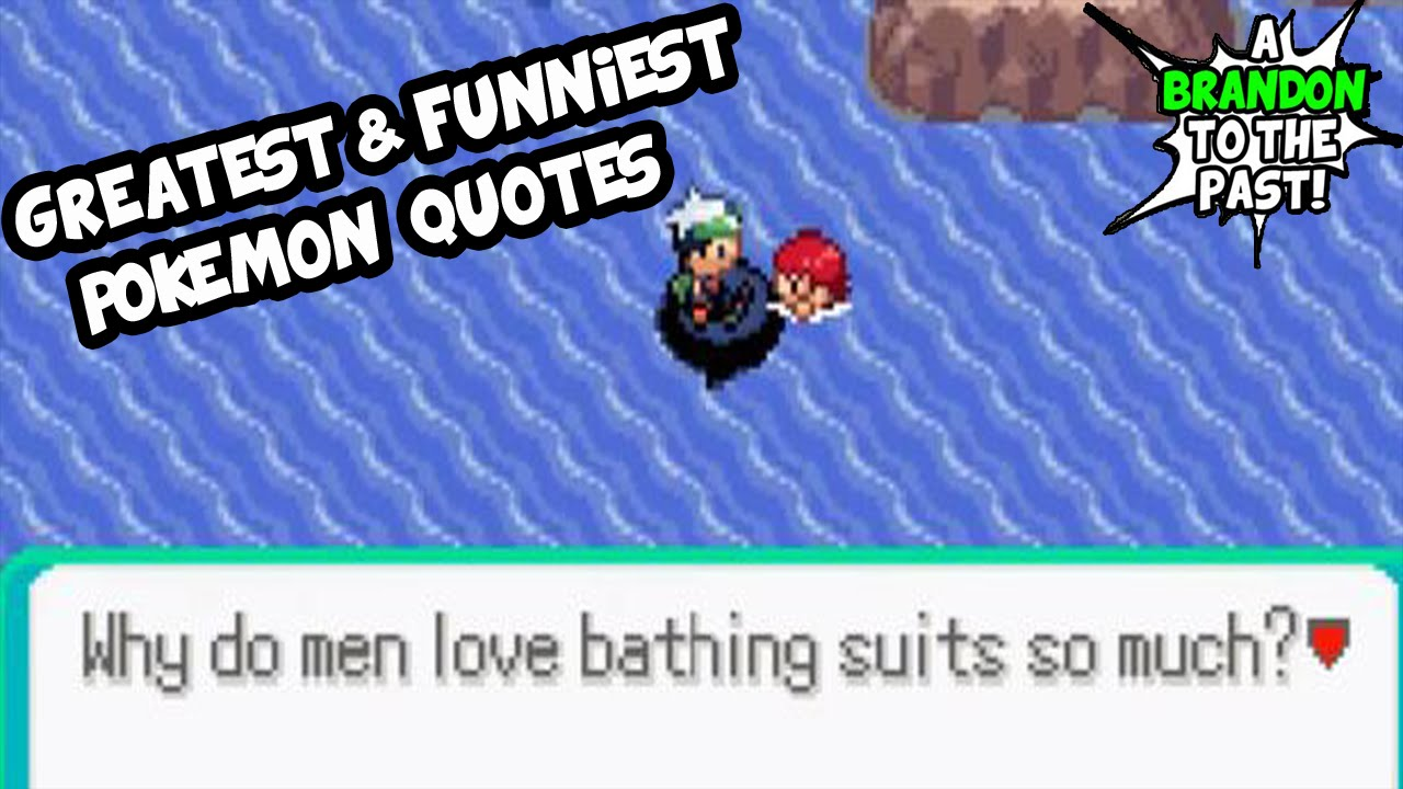 funny pokemon quotes