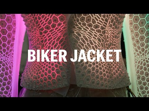 Designing a 21st Century Biker Jacket – with Asher Levine | FASHION AS DESIGN