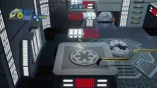 Disney Infinity 3.0 - Toy Box Takeover Walkthrough Part 4 - Imperial Base