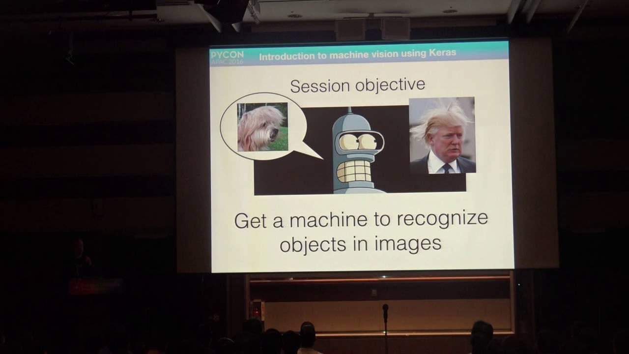 Image from Introduction to deep learning for machine vision tasks using Keras