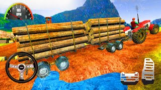 Tractor Driving Simulator Real Tractor Game 2021 - Heavy Duty Tractor Pull - Android Gameplay screenshot 4