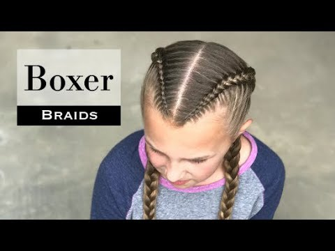 How to make braids look thicker