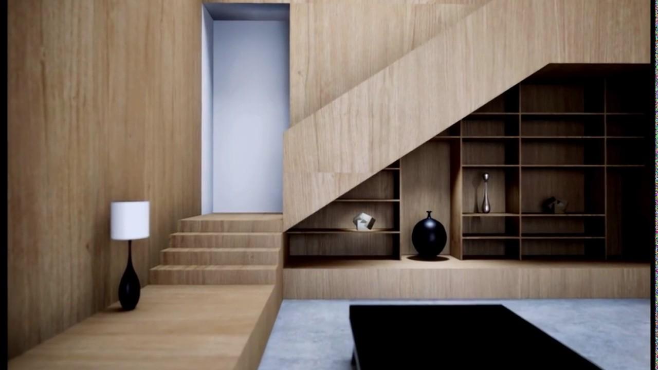 Unreal Engine Interior Architecture, Soft Lighting