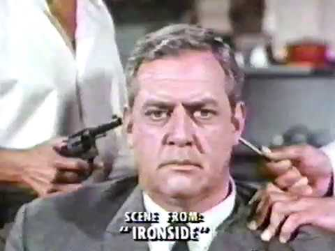 1967-68 Television Season 50th Anniversary: Ironside (4/23/93 - part 2 of 4)
