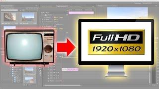 Как записать видео в Full HD на HD мониторе?(Реклама. Билеты ПДД для Android: https://goo.gl/6gzMiF Как записать видео в формате 1080р, если монитор не поддерживает..., 2016-10-26T18:55:35.000Z)