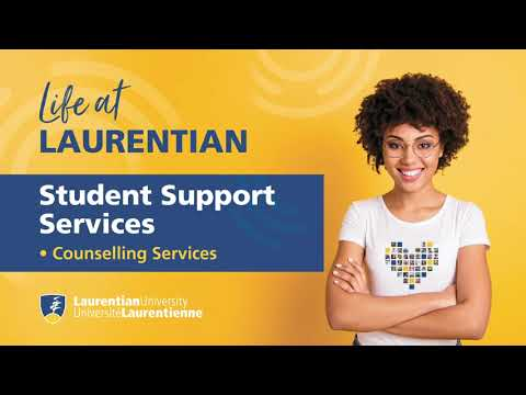 Life at Laurentian: Counselling