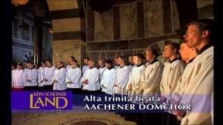 Aachener Domchor Alta Trinita Beata 1998