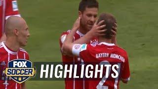 Video Gol Pertandingan FC Bayern Munchen vs Freiburg