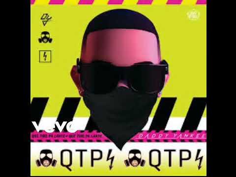 Daddy Yankee - Que Tiren Pa' Lante (Audio)