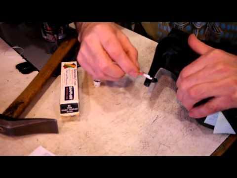 Как бесплатно получить резину для ремонта обуви - YouTube
