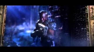 Guardians of the Galaxy-Star Lord Escapes from Korath