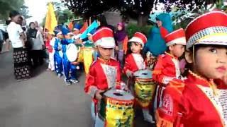 Damar Main Drum Band Keliling