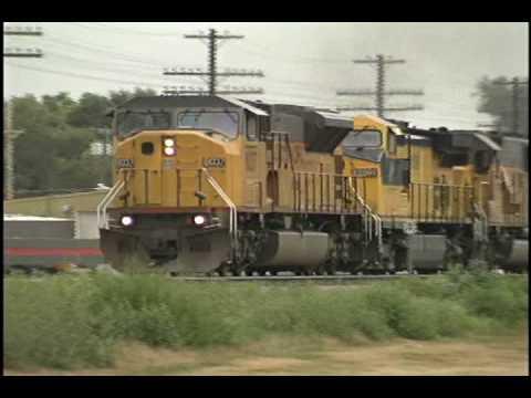 Union Pacific's Cornhusker Mainline (The Triple Track)