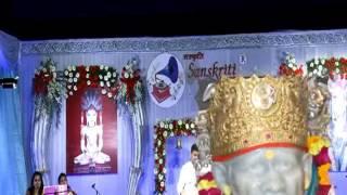 shirdi wale sai baba aaya hai tere dar pe sawali live concert amar akbar anthony by rakesh jain 2013