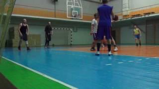 Новая Каховка тренировка баскетбол 21.03.2017 (1 часть)