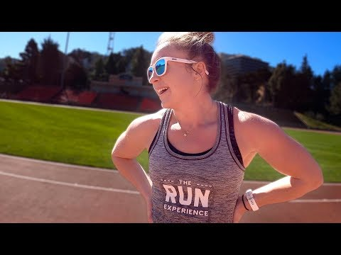 Coach Holly's Big Breakthrough on the Track   The Road to a 1:50 Half Marathon