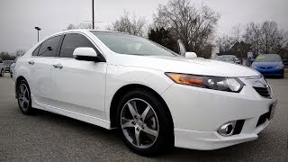 2012 ACURA TSX 2.4 SPECIAL EDITION