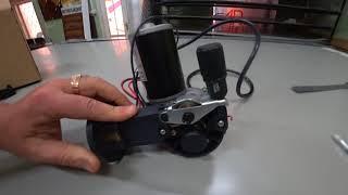 Обзор двух роликовая протяжка для полуавтомата (старыого образца)
