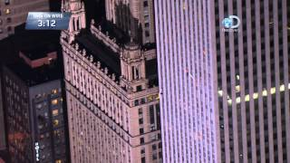 Skyscraper Live: Nik Wallenda crossing the Chicago Skyline