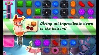 Candy Crush Saga Level 315 walkthrough (no boosters)
