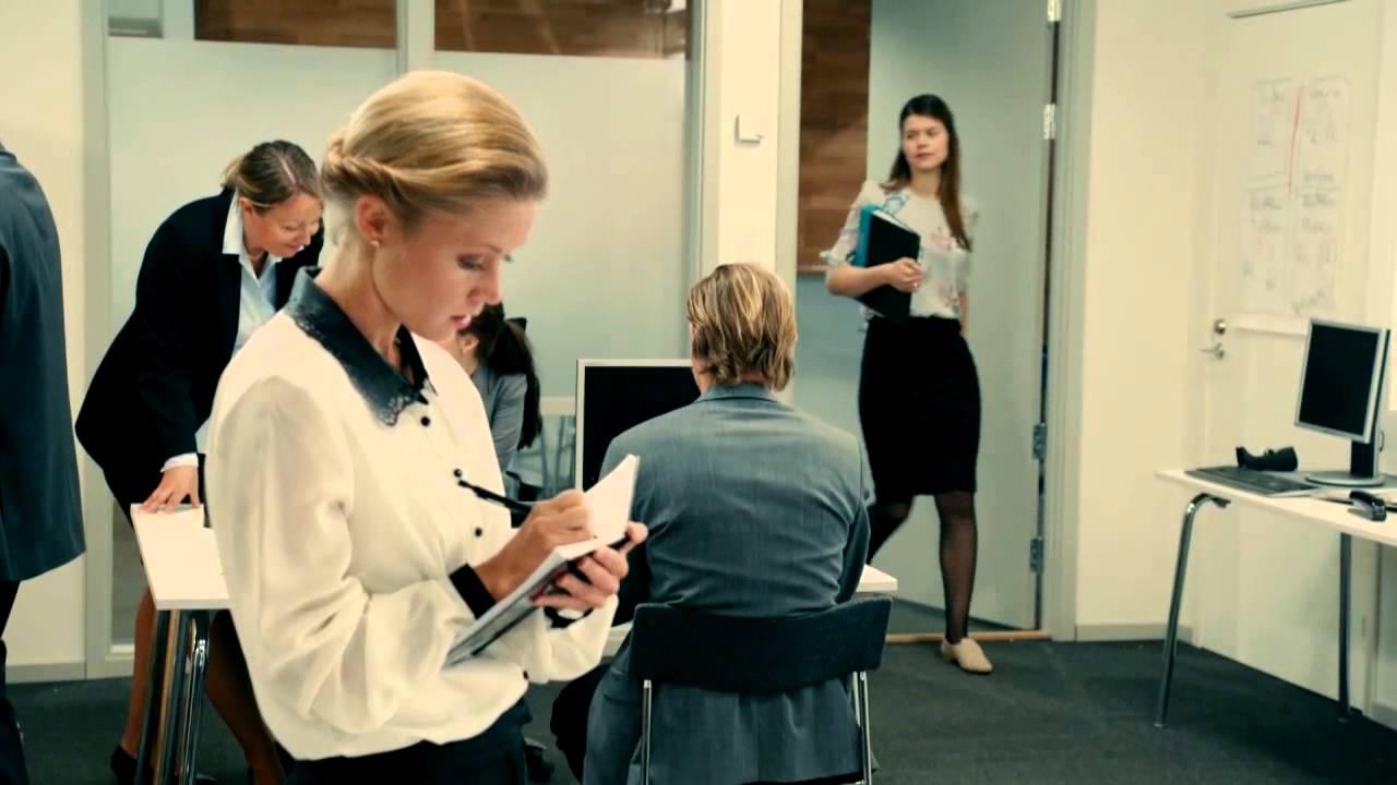 Kontoret S01e01