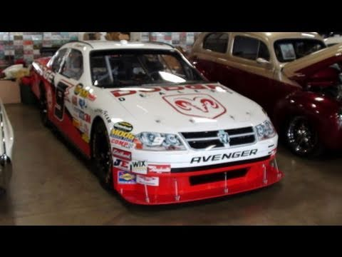 Dodge Avenger Nascar Race Car Youtube