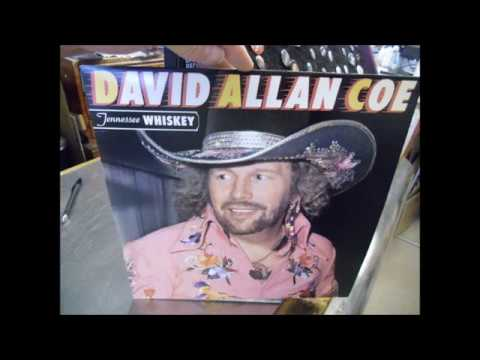 06. (Sittin' On) The Dock Of The Bay - David Allan Coe - Tennessee Whiskey (DAC)