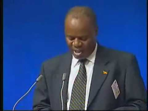 Louis Kasekende, Chief Economist, African Development Bank