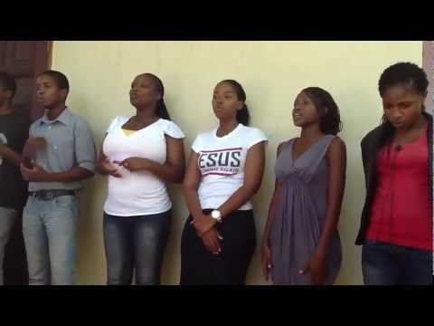 Gaborone central youth choir - I won't let nothing turn me around