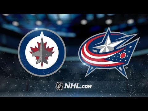 Winnipeg Jets vs Columbus Blue Jackets | Mar.3, 2019 | Game Highlights | NHL 2018/19 | Обзор матча