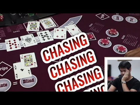 CHASING IT In Ultimate Texas Holdem - Live Ultimate Texas Holdem Session
