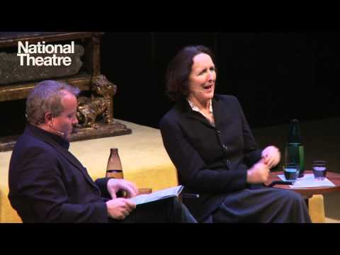 Charles Kay and Fiona Shaw in conversation  National Theatre at 50