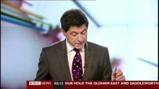 BBC News By-election Special (the bit in the middle)