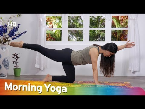 Download 20 Mins Quick Morning Yoga Routine Yoga For Back