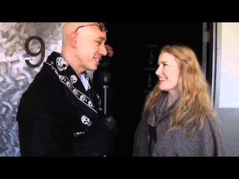 Ecco Domani Fashion Foundation Walk Off: Amy Keller