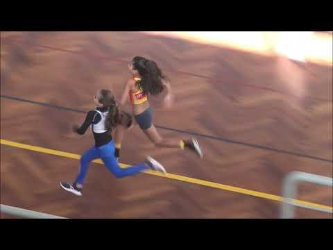 Atletismo: Torneio de Pavilhão - Leça do Balio FEV2019