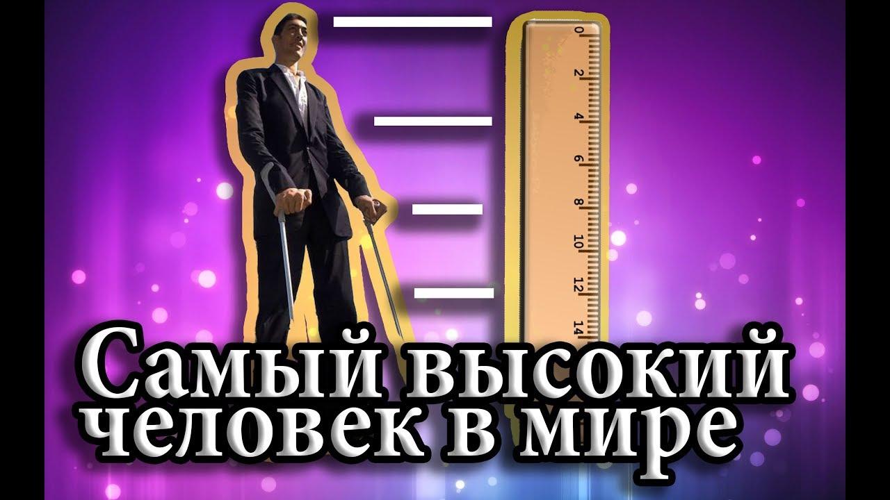Рекорд Гиннеса: Самый высокий  человек в мире.