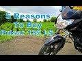 5 Reasons to Buy Bajaj Pulsar-135 LS / MotoShastra