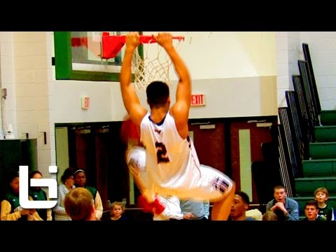 You CAN'T OUTWORK Grant Williams; Future Tennessee Vol Senior Mix!