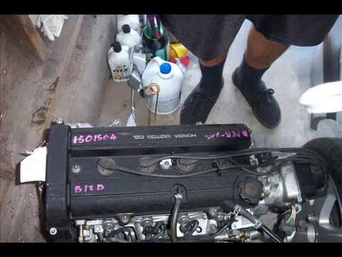 hqdefault b18b( ls) swap into a 91 civic hatch youtube B18B1 Engine at gsmx.co