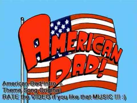AMERICAN DAD PIANO