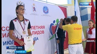 Третий соревновательный день Спартакиады принес команде Марий Эл 2 бронзовые медали