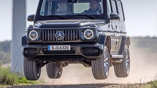 NEW Mercedes G63 AMG V8 BiTurbo. Best off roader in the WORLD?