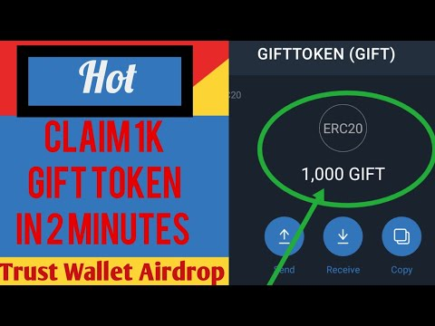 Claim $1000 Gift Token for Free on Trust Wallet
