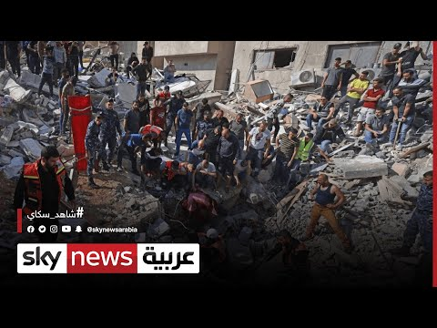 فلسطين وإسرائيل ..197 قتيلا فلسطينيا وعشرات الجرحى بغارات إسرائيل على غزة  - نشر قبل 3 ساعة