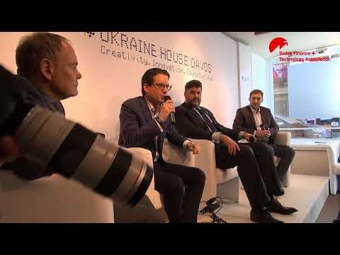 Ukraine Davos House 2018, World Economic Forum 2018
