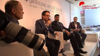 Ukraine Davos House 2018, World Economic Forum 2018