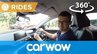 Peugeot 3008 2017 SUV 360 degree test drive | Passenger Rides